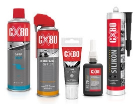 Greases, sealants, cleaners
