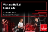 Hannover Messe Fair 2019