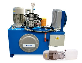 Hydraulic power-packs